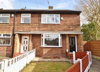 Thumbnail 2 bedroom terraced house for sale in Conway Avenue, Clifton, Swinton, Manchester