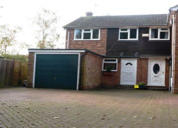 Thumbnail 3 bed semi-detached house to rent in Plough Lane, Wokingham