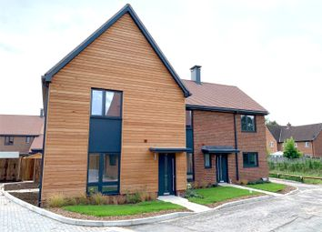 Thumbnail 1 bedroom flat for sale in Gratton Chase, Dunsfold, Godalming, Surrey