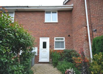 Thumbnail 2 bed terraced house for sale in Dovedales, Old Catton, Norwich