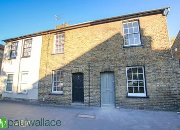 Thumbnail 2 bed end terrace house for sale in Crossbrook Street, Cheshunt, Waltham Cross