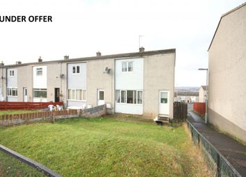 Thumbnail 2 bedroom end terrace house for sale in Finlay Place, Mayfield, Dalkeith