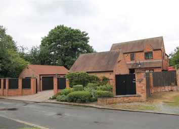Thumbnail 4 bed detached house for sale in Beehive Lane, Curdworth