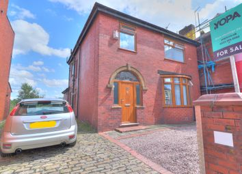 Manchester Road, Heywood OL10. 3 bed detached house