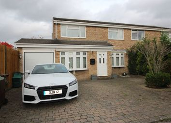 Thumbnail 4 bed semi-detached house to rent in Alliance Way, Paddock Wood, Tonbridge