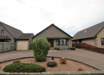 Thumbnail 3 bedroom detached bungalow for sale in Hillbrae Way, Aberdeen