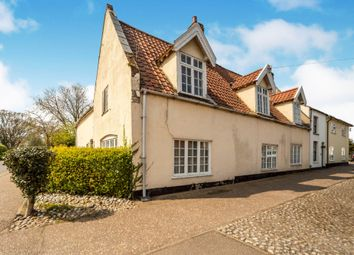 Thumbnail 4 bed semi-detached house for sale in Brooke, Norwich, Norfolk