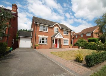 Thumbnail 4 bed detached house for sale in Stalham Way, Ilford