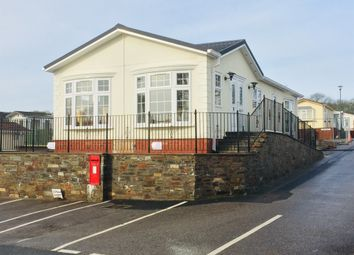 Thumbnail 2 bedroom mobile/park home for sale in Elm Road, Glenholt Park, Plymouth