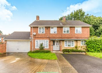 Thumbnail 5 bed detached house for sale in Cheriton Avenue, West End, Southampton