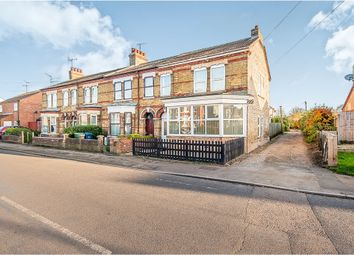 Thumbnail 7 bed end terrace house for sale in Victoria Road, Wisbech