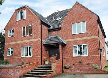 Thumbnail 2 bedroom flat for sale in The Waterside, Hellesdon, Norwich