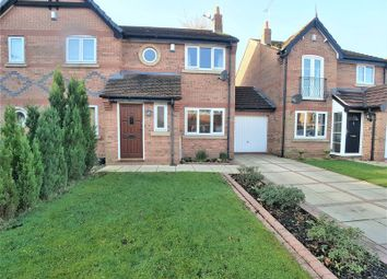 Thumbnail 3 bed semi-detached house for sale in Coach House Court, Burscough, Ormskirk