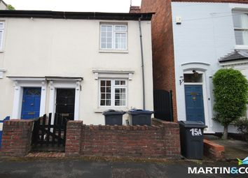 Thumbnail 2 bed terraced house to rent in South Street, Harborne
