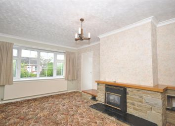 Thumbnail 3 bed detached bungalow for sale in St. Marys Walk, Thirsk