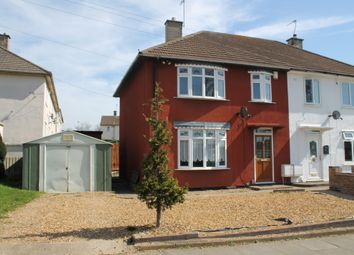 Thumbnail 3 bed semi-detached house to rent in Liberty Road, Leicester