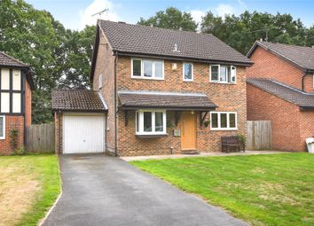 Thumbnail 4 bed detached house for sale in St. Johns Road, Ascot, Berkshire