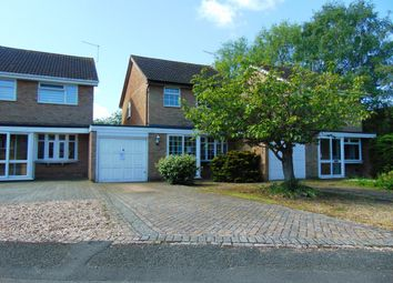 Thumbnail 3 bed link-detached house for sale in Birch Avenue, Evesham