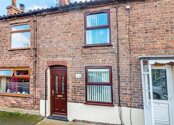 Thumbnail 2 bed cottage for sale in Mill Row, Withernwick, Hull