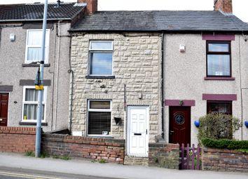Thumbnail 2 bed terraced house for sale in Main Street, Awsworth, Nottingham, Nottinghamsire