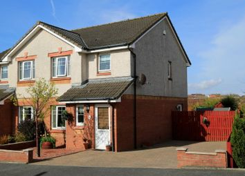 Thumbnail 3 bed semi-detached house for sale in 9 Ailsa Gait Way, Stranraer