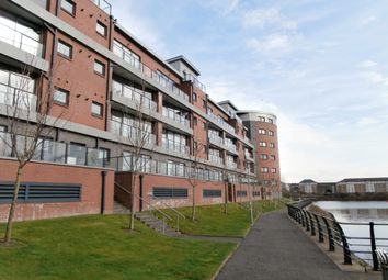 Thumbnail 2 bed flat for sale in Cardon Square, Braehead, Glasgow
