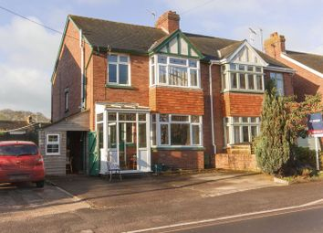 Thumbnail 3 bed semi-detached house for sale in Western Road, Crediton