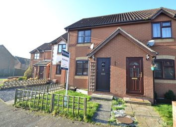 Thumbnail 2 bedroom terraced house for sale in Golding Way, Glemsford, Sudbury