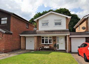 Thumbnail 3 bedroom detached house for sale in Quendale, Wombourne, Wolverhampton, West Midlands