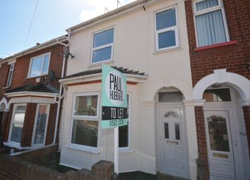 Thumbnail 3 bedroom terraced house to rent in Winnipeg Road, Lowestoft