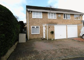 Thumbnail 3 bed semi-detached house for sale in Plantagenet Chase, Yeovil