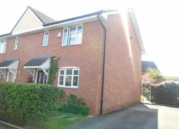 Thumbnail 3 bed semi-detached house for sale in Ullswater Road, Wythenshawe, Manchester