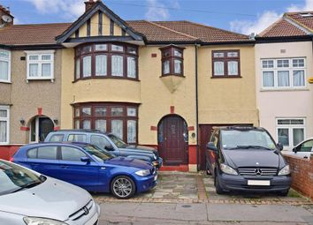 Thumbnail 4 bedroom terraced house for sale in Flora Gardens, Romford, Essex