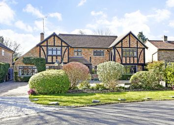 Thumbnail 5 bed detached house to rent in Camp Road, Gerrards Cross