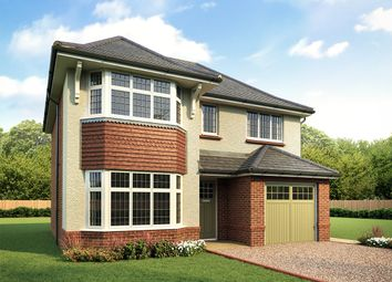 """Thumbnail 4 bed detached house for sale in """"Oxford"""" at Greenmount, Barrow, Clitheroe"""