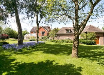 Thumbnail 7 bed detached house for sale in Winkfield Lane, Winkfield, Windsor, Berkshire