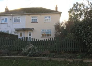 Thumbnail 3 bed semi-detached house for sale in Northfield Lane, Nassington, Peterborough