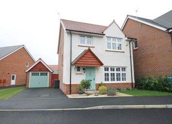 Thumbnail 4 bedroom detached house for sale in Boundary Stone Lane, Widnes, Cheshire