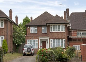 Thumbnail 4 bed property to rent in Hendon Avenue, London