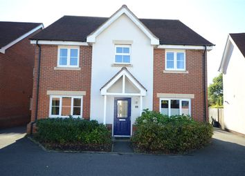 Thumbnail 4 bed detached house for sale in Wheatsheaf Close, Sindlesham, Wokingham