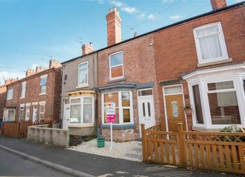 Thumbnail 2 bed terraced house for sale in Humber Street, Retford