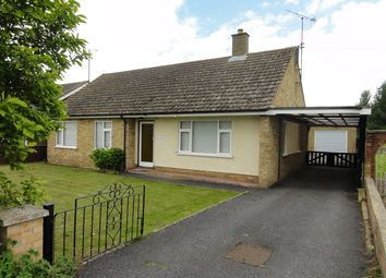 Thumbnail 3 bedroom detached bungalow to rent in The Street, Holywell Row, Bury St. Edmunds