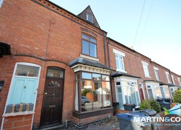 Thumbnail 3 bed terraced house to rent in Regent Road, Harborne