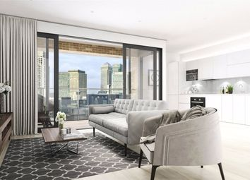 Thumbnail 2 bedroom flat for sale in Liberty, 3 Limeharbour, Isle Of Dogs, London
