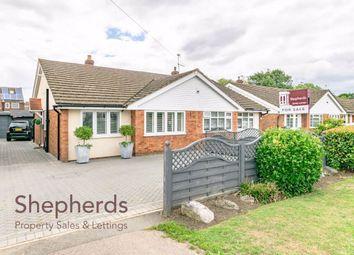 Thumbnail 2 bed semi-detached bungalow for sale in Jones Road, Goffs Oak, Hertfordshire