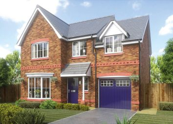Thumbnail 4 bed detached house for sale in The Glasson, Rectory Lane, Standish, Wigan, Lancashire
