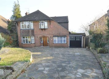 Thumbnail 4 bedroom detached house to rent in Manor Wood Road, Purley, Surrey