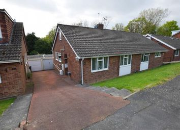 Thumbnail 3 bed bungalow for sale in Swaines Way, Heathfield, East Sussex
