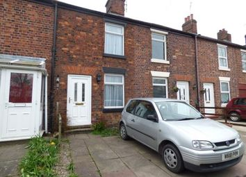 Thumbnail 2 bed terraced house for sale in Station View, Sandbach, Cheshire