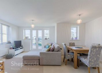 Thumbnail 2 bed flat for sale in Watery Lane, Turnford, Broxbourne, Hertfordshire